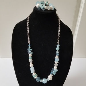 Mixit Necklace and Bracelet Set - NWOT